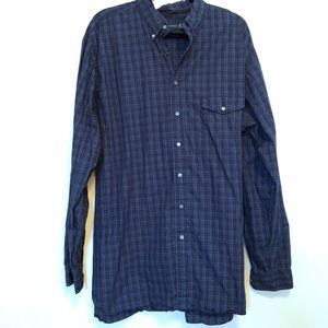 Ralph Lauren   mens button down worn 1x • 2XLT
